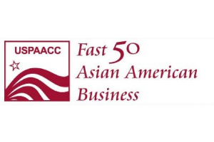 USPAAC – Excellence Award - Fast 50 Asian American Owned