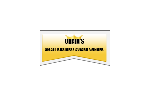 Crain's Detroit Business - Small Business Award